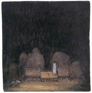 ヨン・バウエル – マザー・トロルが王の洗濯をする 2 (Swedish Folk Talesより)のサムネイル画像
