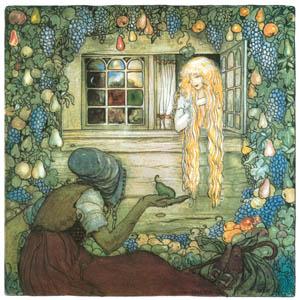 ヨン・バウエル – 魔法のケープ 2 (Swedish Folk Talesより)のサムネイル画像