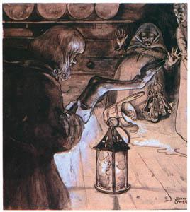 ヨン・バウエル – 樽栓 (Swedish Folk Talesより)のサムネイル画像
