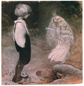 ヨン・バウエル – 7つの望み (Swedish Folk Talesより)のサムネイル画像