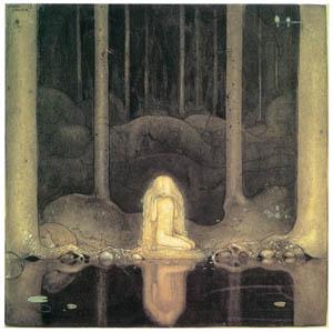 ヨン・バウエル – 大へらじかと小さな綿の実姫 4 (Swedish Folk Talesより)のサムネイル画像