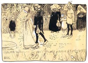ヨン・バウエル – エルフ王の玉 2 (Swedish Folk Talesより)のサムネイル画像
