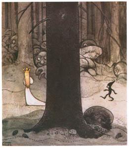 ヨン・バウエル – ダグとダガとスカイマウンテンのフライングトロル 4 (Swedish Folk Talesより)のサムネイル画像