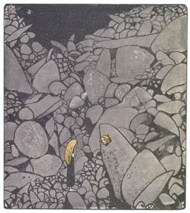 ヨン・バウエル – ダグとダガとスカイマウンテンのフライングトロル 6 (Swedish Folk Talesより)のサムネイル画像