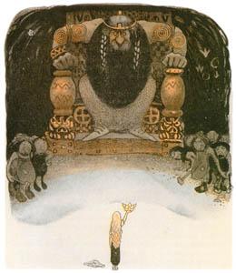 ヨン・バウエル – ダグとダガとスカイマウンテンのフライングトロル 7 (Swedish Folk Talesより)のサムネイル画像