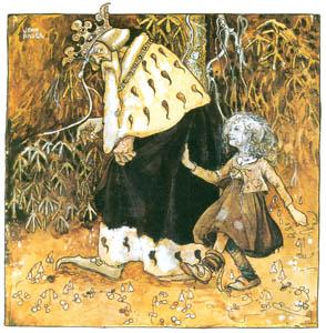 ヨン・バウエル – リンダ・ゴールドと年老いた王様 (Swedish Folk Talesより)のサムネイル画像