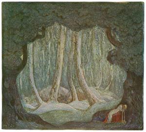ヨン・バウエル – 王妃の真珠の首飾り 1 (Swedish Folk Talesより)のサムネイル画像