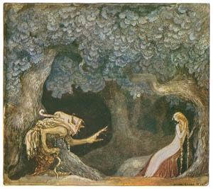 ヨン・バウエル – 王妃の真珠の首飾り 2 (Swedish Folk Talesより)のサムネイル画像