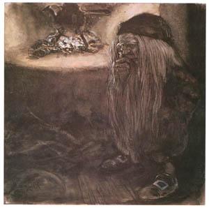 ヨン・バウエル – 小作人とノームたち 1 (Swedish Folk Talesより)のサムネイル画像