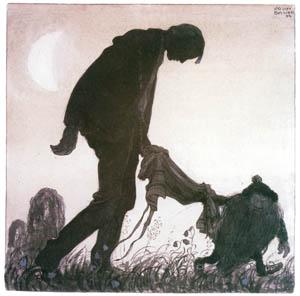 ヨン・バウエル – 小作人とノームたち 2 (Swedish Folk Talesより)のサムネイル画像