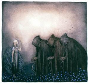 ヨン・バウエル – 黄金の鍵 1 (Swedish Folk Talesより)のサムネイル画像