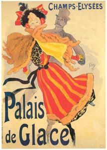 ジュール・シェレ – アイス・パレス – シャンゼリゼ (ベルエポックの巴里展より)のサムネイル画像