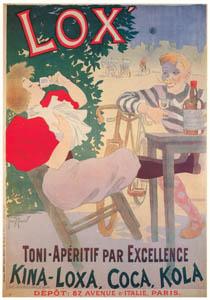 thumbnail Georges Meunier – LOX'. Toni-Apéritif par excellence. [from Catalogue de l'Exhibition Paris de la Belle Epoque 1982]