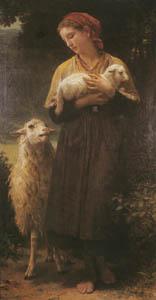 thumbnail William Adolphe Bouguereau – The Shepherdess [from Bouguereau]