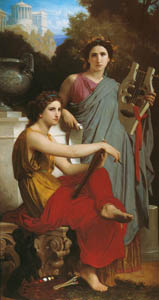 thumbnail William Adolphe Bouguereau – Art and Literature [from Bouguereau]