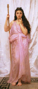 thumbnail William Adolphe Bouguereau – Young Priestess [from Bouguereau]