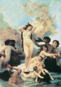 thumbnail William Adolphe Bouguereau – The Birth of Venus [from Bouguereau]