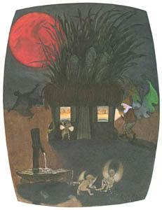 エルンスト・クライドルフ – 夢のささやき (くさはらのこびとより)のサムネイル画像