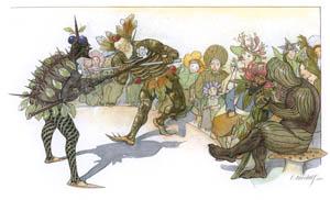 エルンスト・クライドルフ – 試合 (Blumen Maerchenより)のサムネイル画像