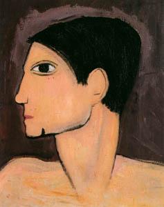 マリー・ローランサン – パブロ・ピカソ (マリー・ローランサンとその時代展 巴里に魅せられた画家たちより)のサムネイル画像