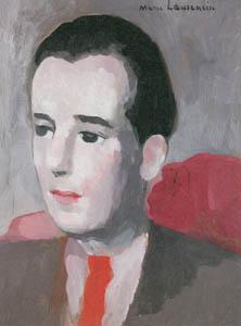 マリー・ローランサン – マルセル・工ラン (マリー・ローランサンとその時代展 巴里に魅せられた画家たちより)のサムネイル画像