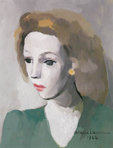 thumbnail Marie Laurencin – Catherine Gide [from Marie Laurencin and her Era: Artists attracted to Paris]