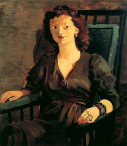 thumbnail Andre Derain – Seated Girl [from Marie Laurencin and her Era: Artists attracted to Paris]