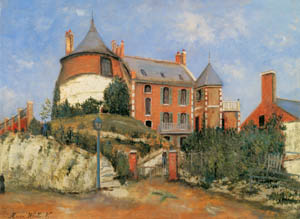 thumbnail Maurice Utrillo – The Stone Mill at Onival (Somme) [from Marie Laurencin and her Era: Artists attracted to Paris]