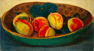 thumbnail Yasui Sōtarō – Peaches [from Sōtarō Yasui: the 100th anniversary of his birth]