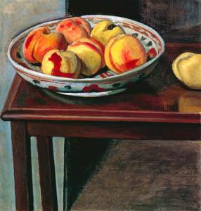 thumbnail Yasui Sōtarō – Honey Peach [from Sōtarō Yasui: the 100th anniversary of his birth]