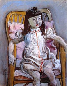 thumbnail Yasui Sōtarō – Granddaughter [from Sōtarō Yasui: the 100th anniversary of his birth]