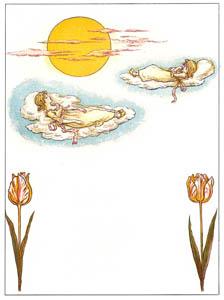 ケイト・グリーナウェイ – お日様の扉へ (マリーゴールド・ガーデンより)のサムネイル画像