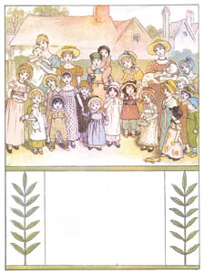 thumbnail Kate Greenaway – STREET SHOW [from Marigold Garden]