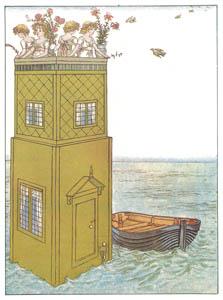 ケイト・グリーナウェイ – 四人のお姫様 (マリーゴールド・ガーデンより)のサムネイル画像