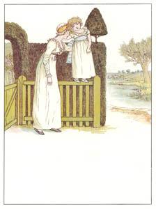 ケイト・グリーナウェイ – 愛しのお嬢ちゃん (マリーゴールド・ガーデンより)のサムネイル画像