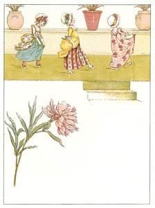 ケイト・グリーナウェイ – 忍び足 (マリーゴールド・ガーデンより)のサムネイル画像