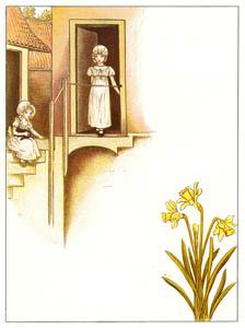 ケイト・グリーナウェイ – 不思議の国から (マリーゴールド・ガーデンより)のサムネイル画像