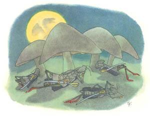 エルンスト・クライドルフ – みはりばん (バッタさんのきせつより)のサムネイル画像