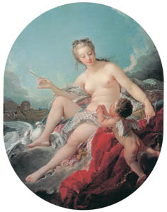 thumbnail François Boucher – L'Amour désarmé [from Three Masters of French Rocco]