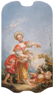 thumbnail Jean-Honoré Fragonard – La vendangeuse [from Three Masters of French Rocco]