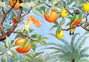 エルサ・ベスコフ – 挿絵11 (おひさまのたまごより)のサムネイル画像