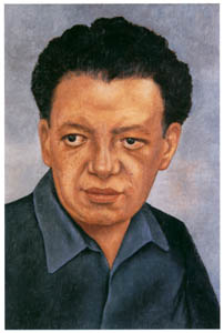 thumbnail Frida Kahlo – Portrait of Diego Rivera [from Women Surrealists in Mexico]