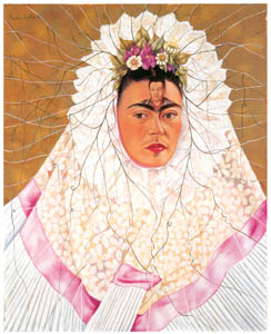 thumbnail Frida Kahlo – Diego on My Mind [from Women Surrealists in Mexico]