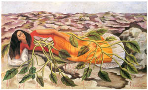 thumbnail Frida Kahlo – Roots [from Women Surrealists in Mexico]