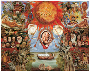 thumbnail Frida Kahlo – Moses [from Women Surrealists in Mexico]