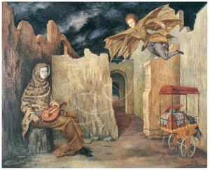 レメディオス・バロ – 魔術飛行 (フリーダ・カーロとその時代より)のサムネイル画像