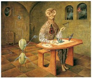 レメディオス・バロ – 鳥の創造 (フリーダ・カーロとその時代より)のサムネイル画像
