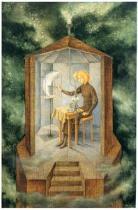 レメディオス・バロ – 星粥 (フリーダ・カーロとその時代より)のサムネイル画像