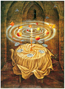 thumbnail Remedios Varo – Still Life Reviving [from Women Surrealists in Mexico]