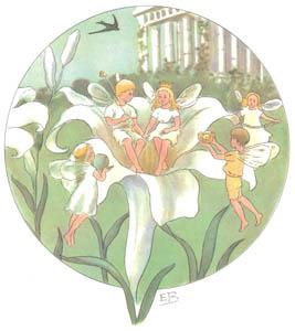 エルサ・ベスコフ – 挿絵15 (おやゆびひめより)のサムネイル画像